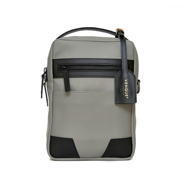 Crossbody Messenger Ash Grey